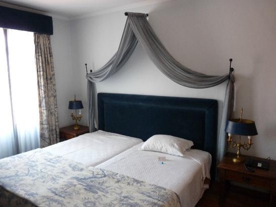Hotel Real D'Obidos : Cama