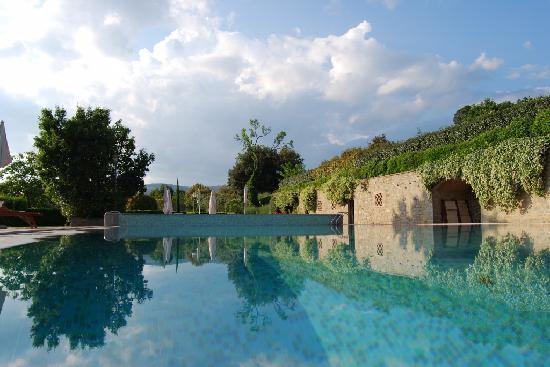 Borgo il Melone: La piscina