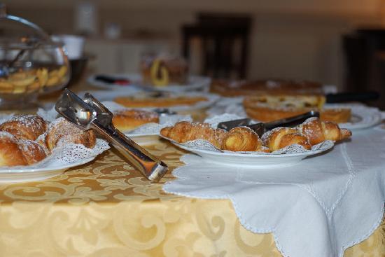 Ripa Relais: La colazione