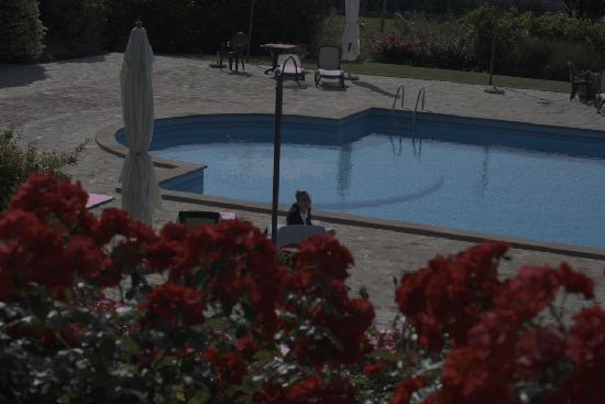 Ripa Relais: La piscina