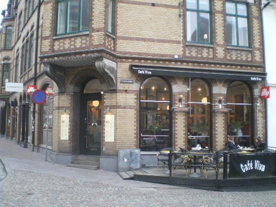 cafe viva helsingborg