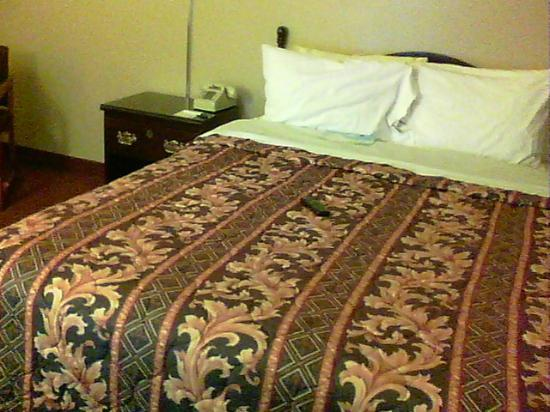 Days Inn Cedar City: Smooshy bed