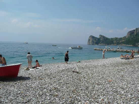 Punta Campanella Resort & Spa: Zona de playa