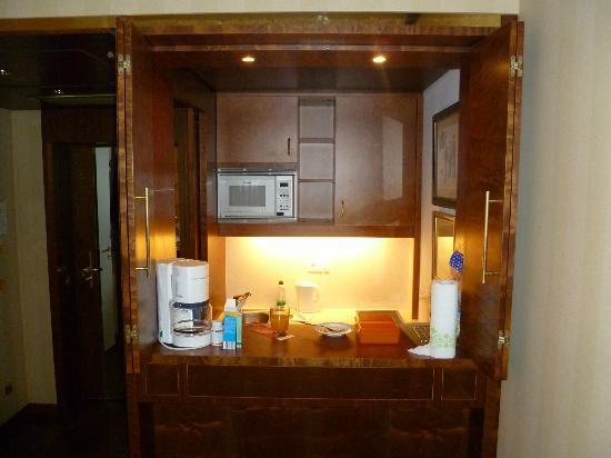 Derag Livinghotel Kanzler: Kitchenette