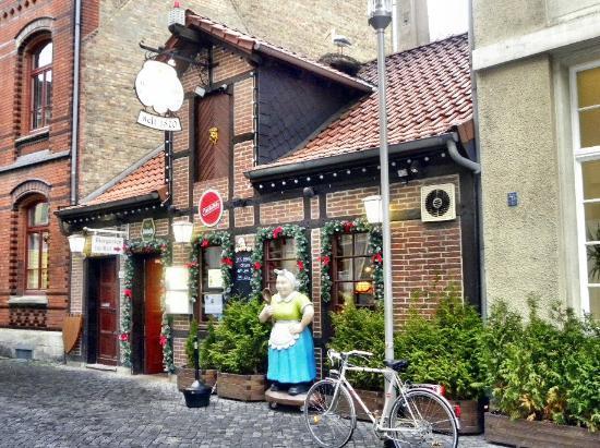 Speisegaststätte Mutter Habenicht, Braunschweig