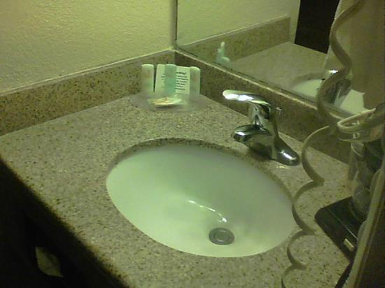 Quality Inn: Bath