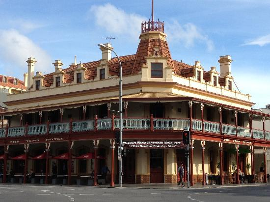 The Stag Hotel: great looking hotel