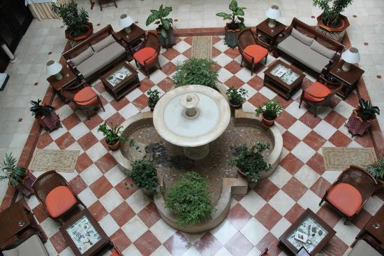 Iberostar Grand Hotel Trinidad: Innenhof