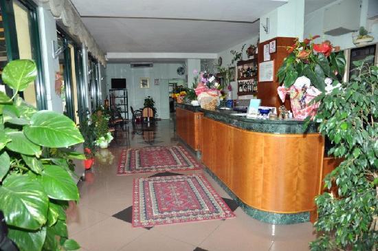 Emilia Hotel : bar
