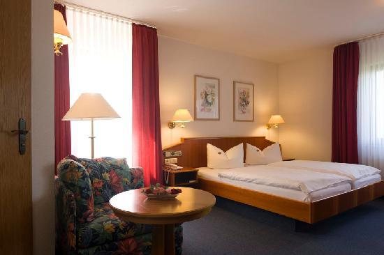 Hotel Garni Sonnenhof: Zimmer 1