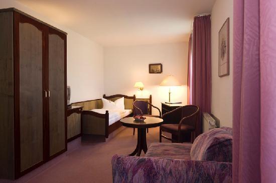 Hotel Garni Sonnenhof: Zimmer 2