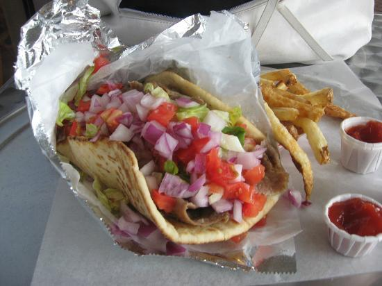 Gyroville: great taste gyro