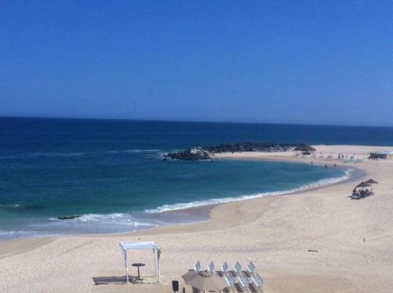 Hilton Los Cabos Beach & Golf Resort: hotel beach area