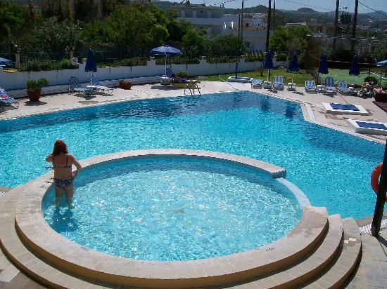 Hotel Danae: danae hotel faliraki pool