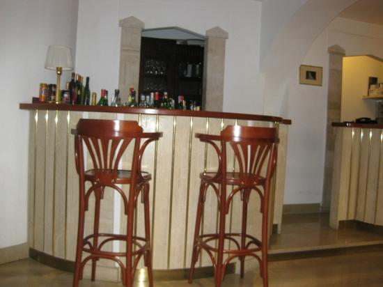 Hotel Canova : Bar in Lobby