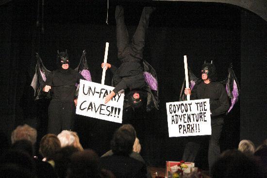 Glenwood Vaudeville Revue: Local Interest Numbers