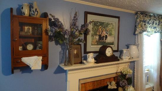 Piney Hill Bed & Breakfast: Mark Ruffler Room