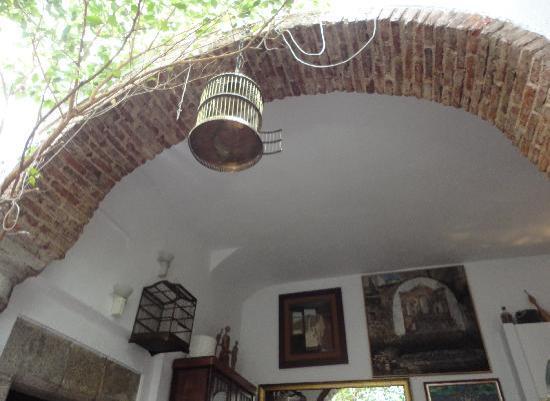 Tabula Calda Casa de Comidas: Decoración del interior