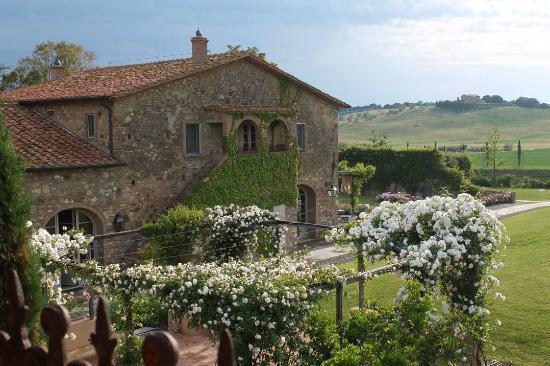 Relais Sant'Elena: La maison principale.