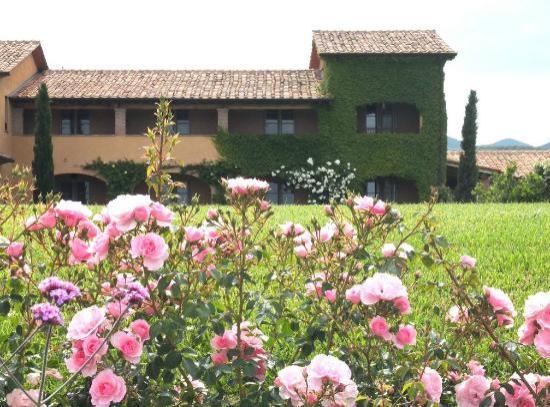 Relais Sant'Elena: L'annexe , avec ses chambres luxueuses .