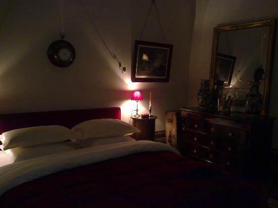 La Maison d'Hotes du Parc: Chambre romantique