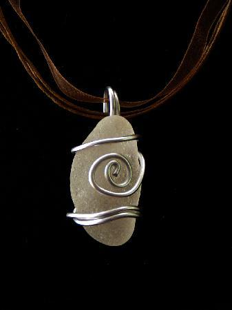Bamboo Art & Sea Glass Creations: Something to wear for any ocassion
