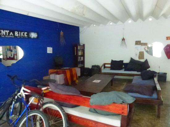 Poc-Na Hostel: Common areas
