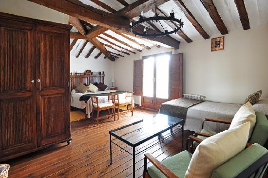 Casa Rural Colmenares: HABITACIÓN 4