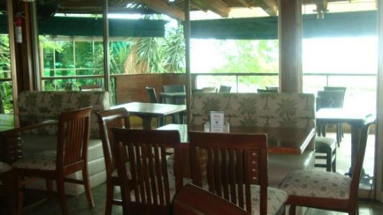 Restaurante Pencas: The inside part of the restaurant