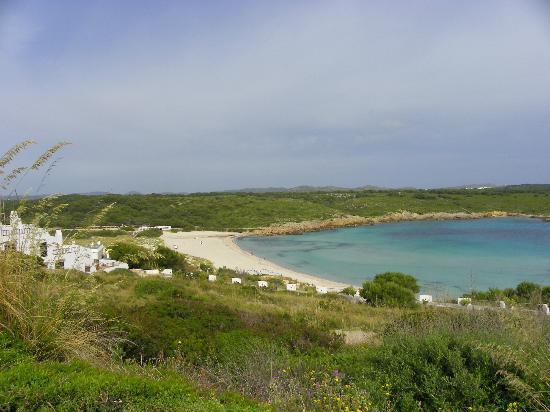 Playa Parc Aparthotel: Sandy beach