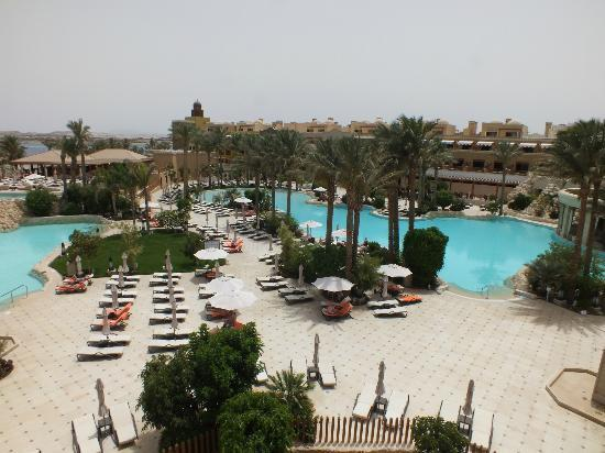 The Makadi Spa Hotel (Adults Only): our view ,,,sea is to the left