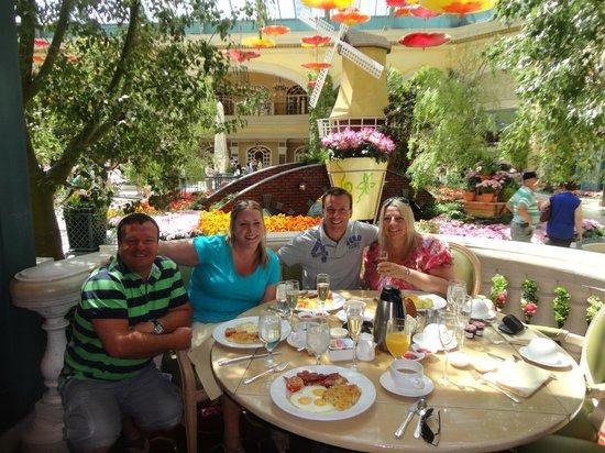 Champagne Breakfast Las Vegas