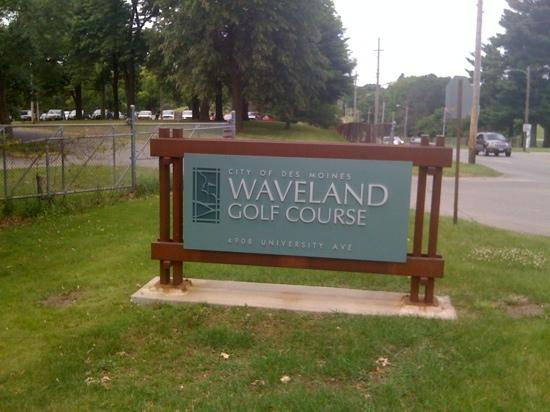 Waveland Municipal Golf Course
