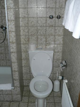 Heide Hotel Hildfeld: Bathroom