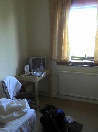 Hebridean Hotel: Single Room