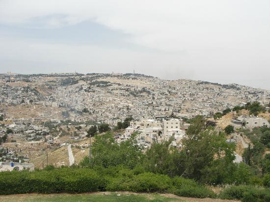 Tayelet Haas Promenade: East Jerusalem