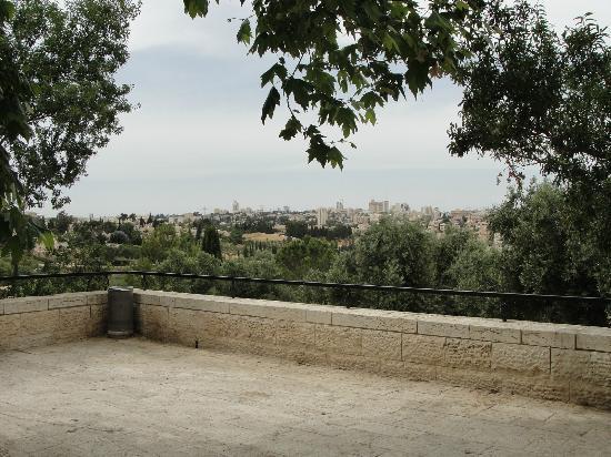 Tayelet Haas Promenade: West Jerusalem