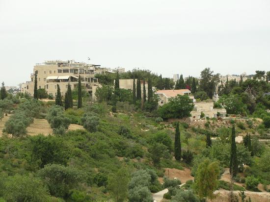 Tayelet Haas Promenade: View