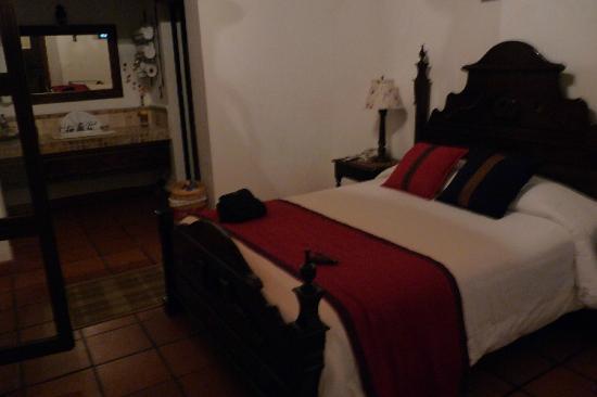 Hotel Posada de Don Rodrigo: My hotel room