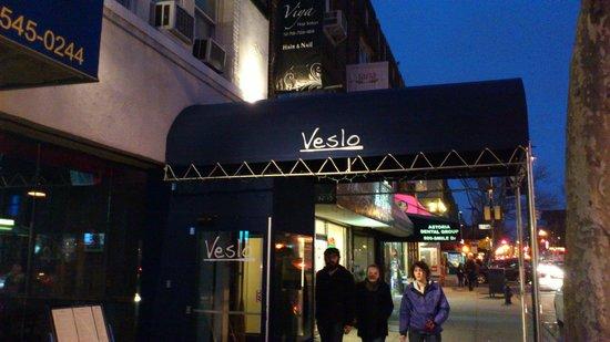 Veslo, NYC