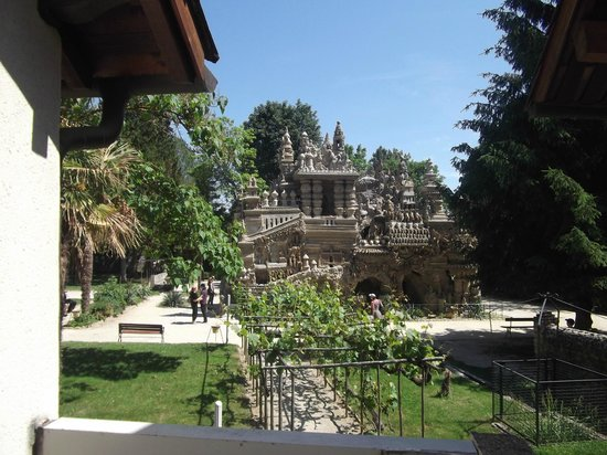 Palais Ideal du Facteur Cheval : Le chateau