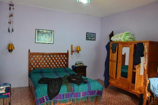 Posada Corto Maltese: la nostra camera!