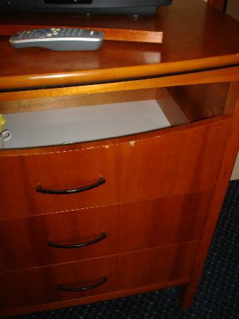 Holiday Inn London - Elstree: Bit worn