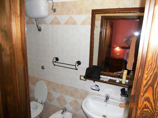 Agriturismo La Rondine: bagno