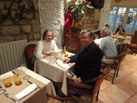 La Forge : Friendly service in a charming ambiance