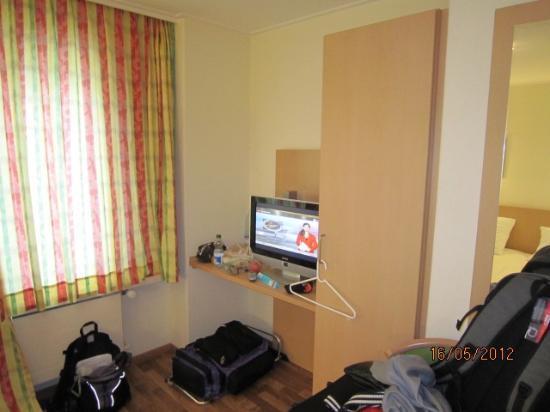 Hotel Blume: Quarto