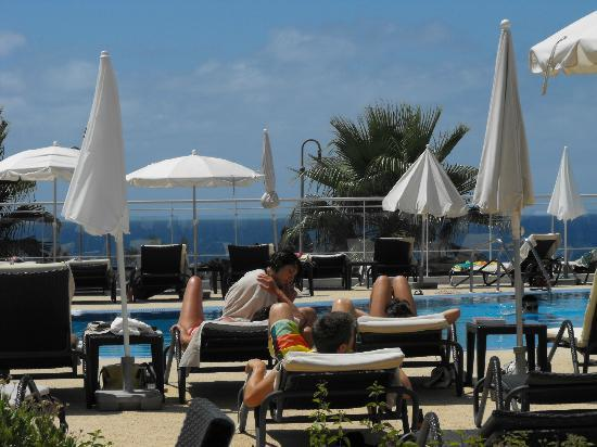 Melia Madeira Mare Resort & Spa: Poolbereich