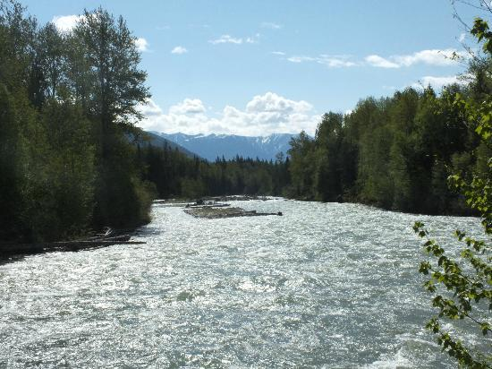 Grizzly Bear Ranch: GBR River