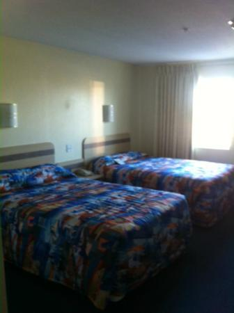 Motel 6 Norman: Beds