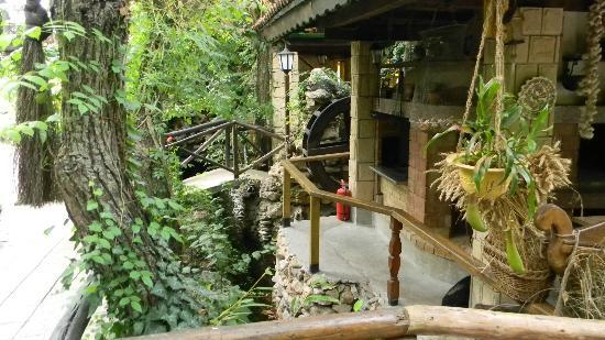 Hotel Insula: Restaurant